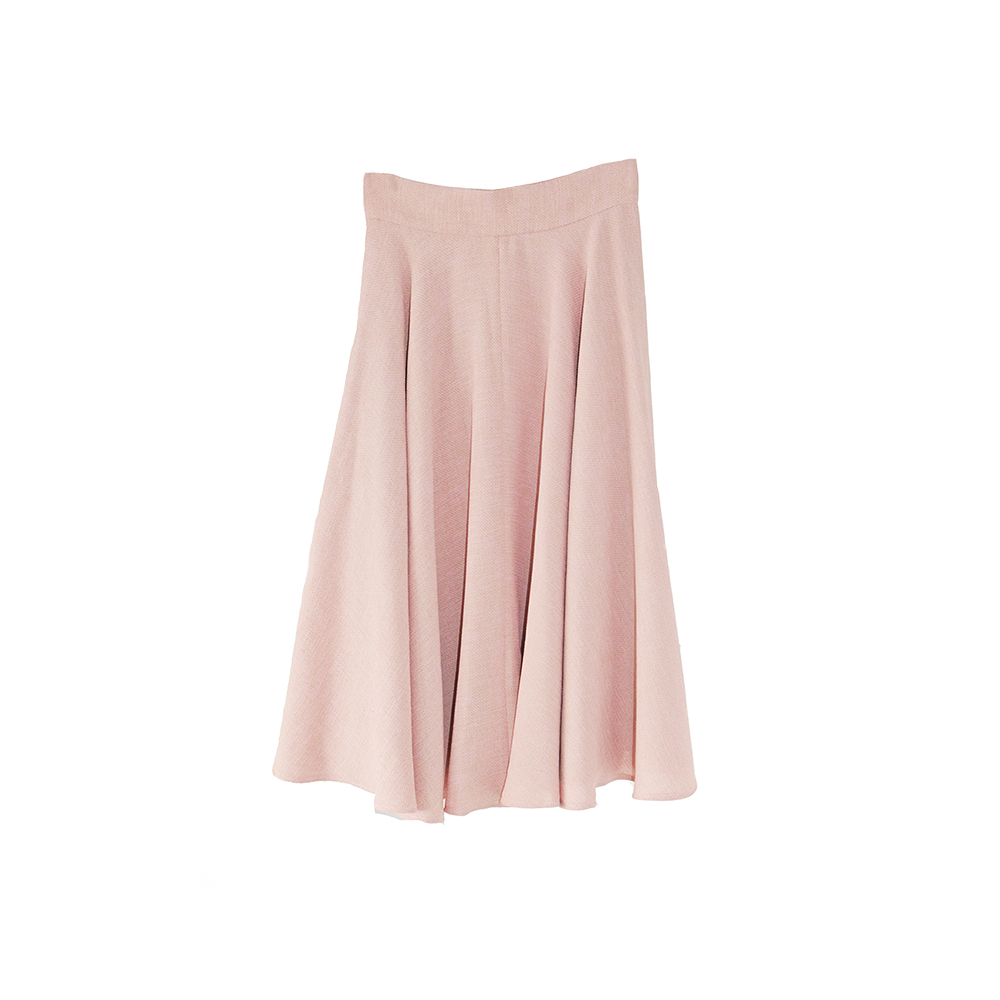 Full volume skirt